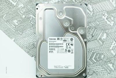 东芝首款7mm 1TB硬盘发布:单碟即可1T