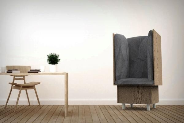 单身狗终极神器来了 据说坐这把椅子还能长寿