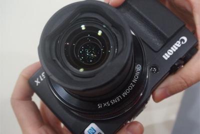 佳能将于10月中旬发布PowerShot G1 X Mark III相机
