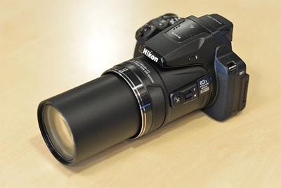 尼康新一代长焦机或配备125x变焦镜头