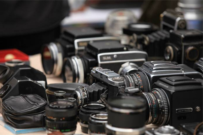 6D登顶 8月日本二手摄影器材销量Top10