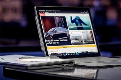 喜大普奔:微软2018年发新Surface Book
