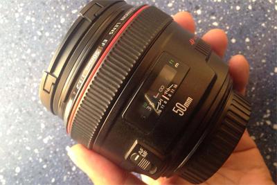 50L要更新?佳能明年或发布新50mm镜头