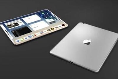 只服苹果!新iPad即将用上OLED全面屏