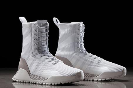 灵感来自德国特种部队!阿迪发秋冬机能军事鞋