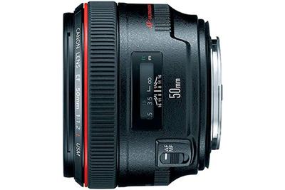 佳能或于2018年推出新款50mm镜头