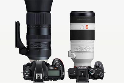 索尼正在研发新款200-600mm E卡口镜头