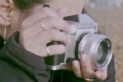 经典与高自由度的结合 Reflex发Reflex I手动胶片机