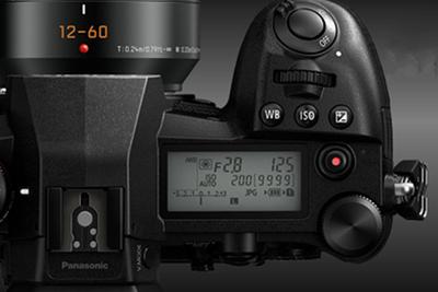 可拍8000万像素 松下发布G9及200F2.8镜头