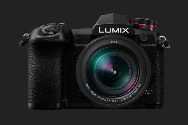 松下全新旗舰数码相机LUMIX G9机身大图赏析