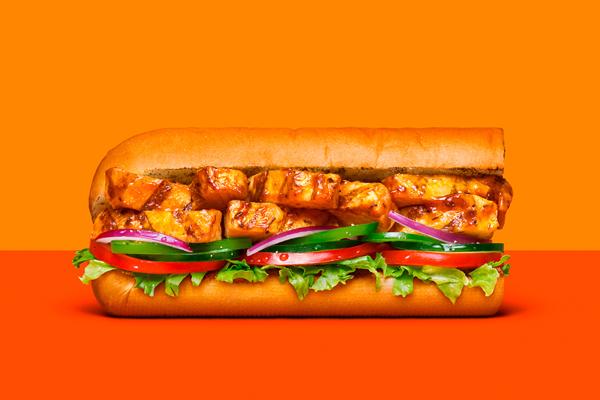 舌尖上美味视觉 SuBway快餐视觉美味
