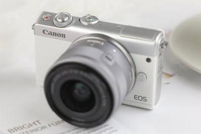 时尚随性想拍就拍 佳能无反相机EOS M100评测