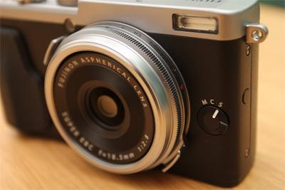 富士两台新X系列无反相机年底登场:X80机会很大