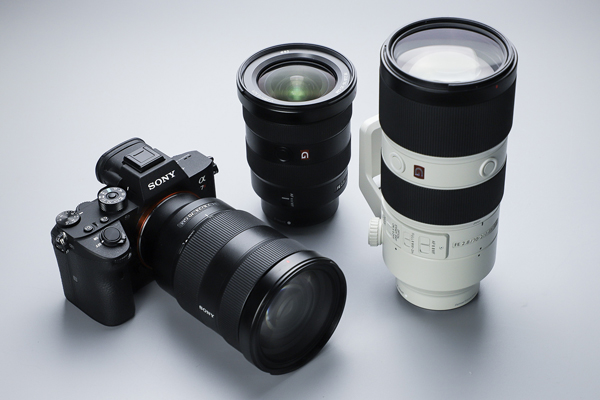 新增对焦点拨杆 索尼全画幅微单A7RM3图赏
