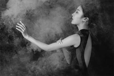 95后舞蹈女孩的人像作品 用心诠释最美舞者身姿