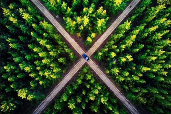 创意十足的景观摄影 沉浸在科幻十足的景观世界