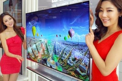 OLED电视和8K电视 未来普及都需克服诸多难题
