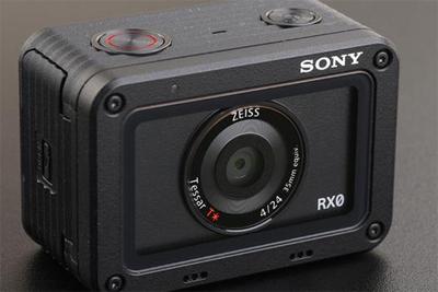 重新定义随身相机 索尼黑卡迷你RX0评测