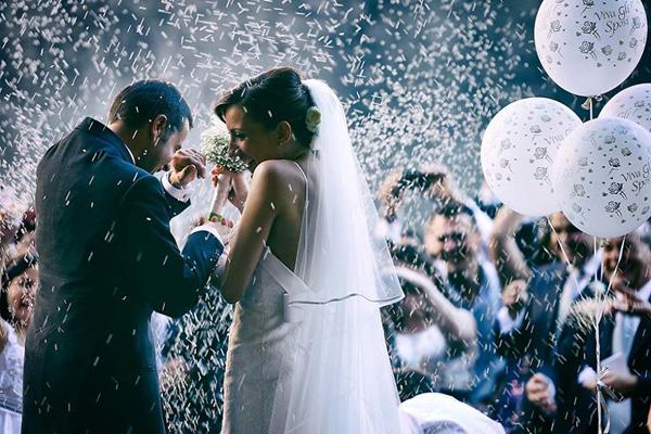 精致影调诠释最美婚礼 捕捉潸然泪下的瞬间