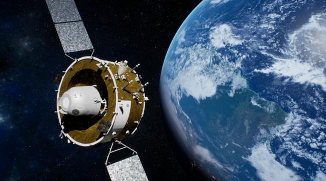 """嫦娥五号探测器成功实施""""刹车""""制动,顺利进入环月轨道飞行"""