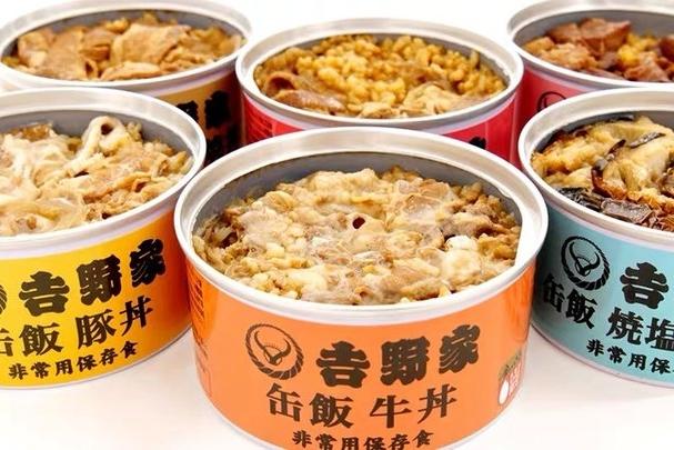"""保质期25年还好吃 这就是日本的""""防灾食品"""""""