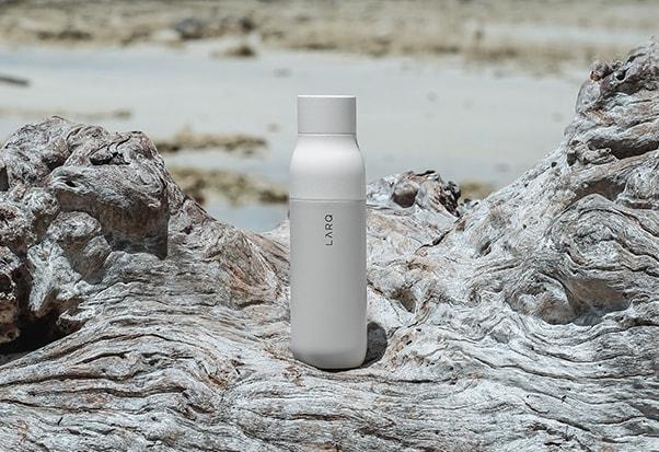 首个自净化水瓶问世 可杀死99%以上细菌?