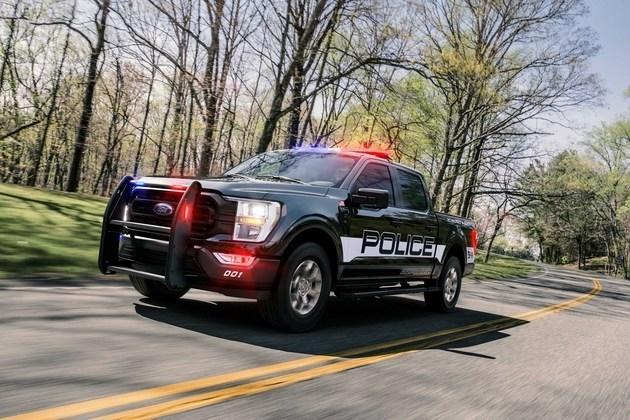 福特推出全新F-150警车:完美兼顾高速越野