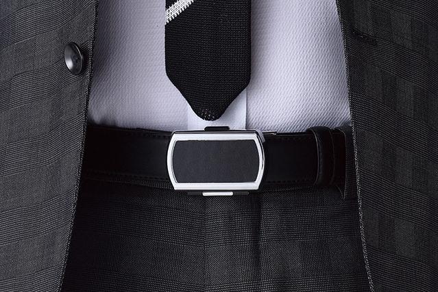 走了多少路不必看手机 系上这根皮带全都知道