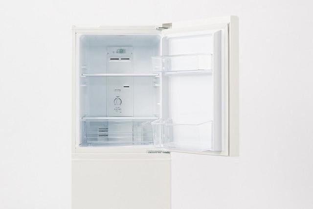 独居者首选 无印良品推出纯白色两门冰箱