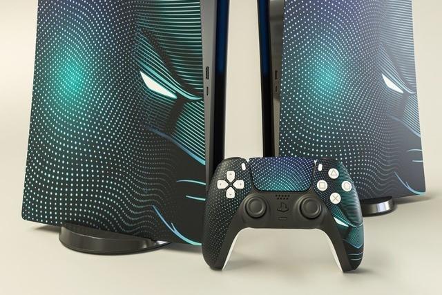 "PS5/XSX""蝙蝠侠""定制外壳亮相"