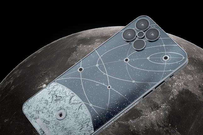 镶嵌陨石碎片:Caviar将推出定制版iPhone 12 Pro