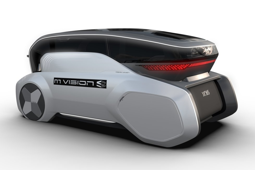 现代摩比斯未来移动出行概念汽车将亮相