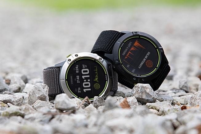 佳明推出Enduro系列运动型智能手表新品 续航可达数周