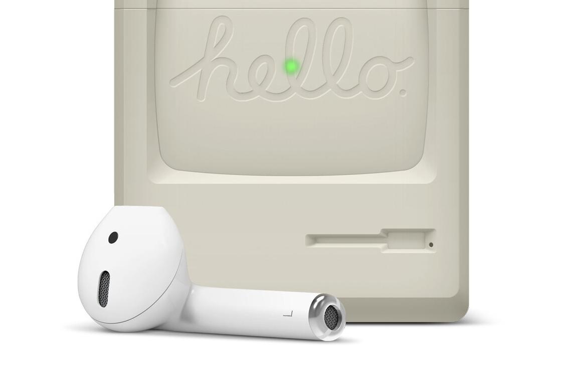 """将AirPods伪装成""""Macintosh"""""""