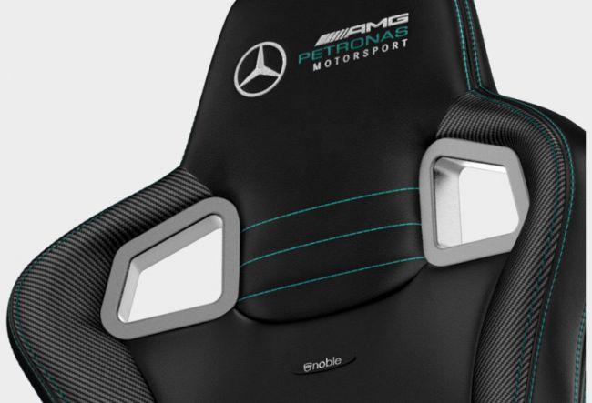 奔驰游戏椅:F1官方座驾真牛皮革 售价3000元