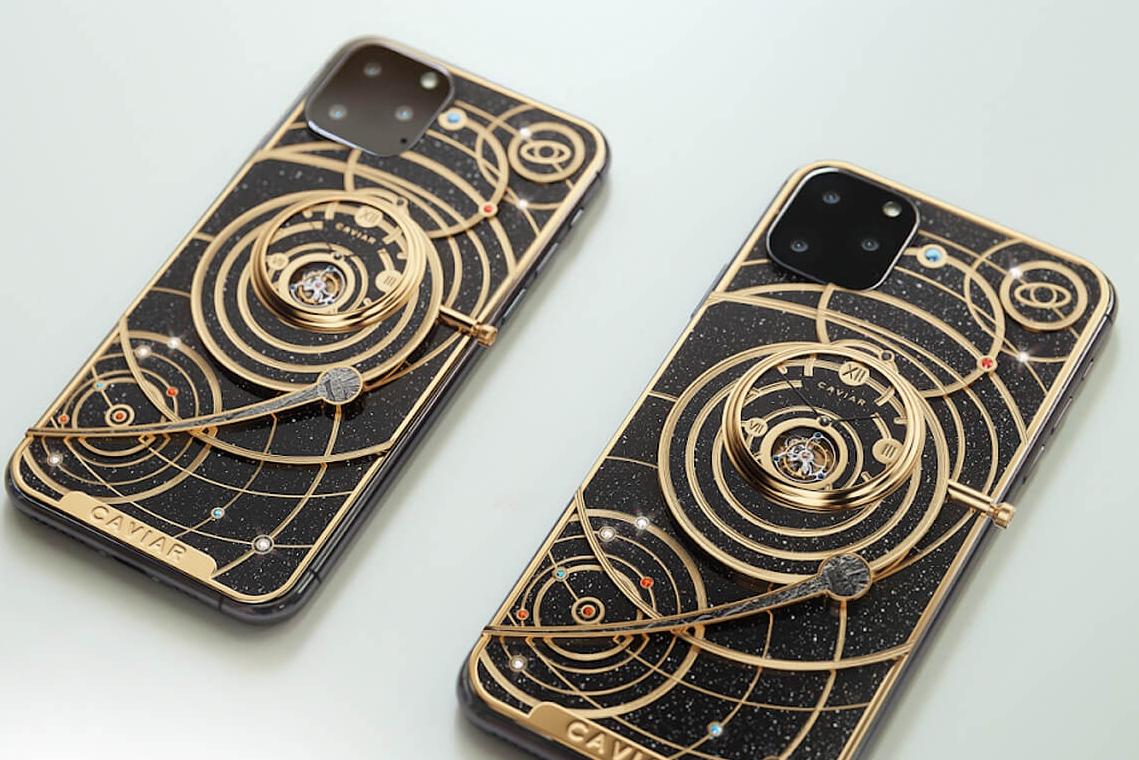 想要新机与众不同?iPhone11奢华太空版了解下