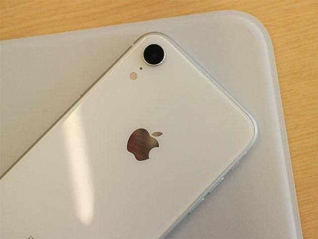 解锁:iPhone XR