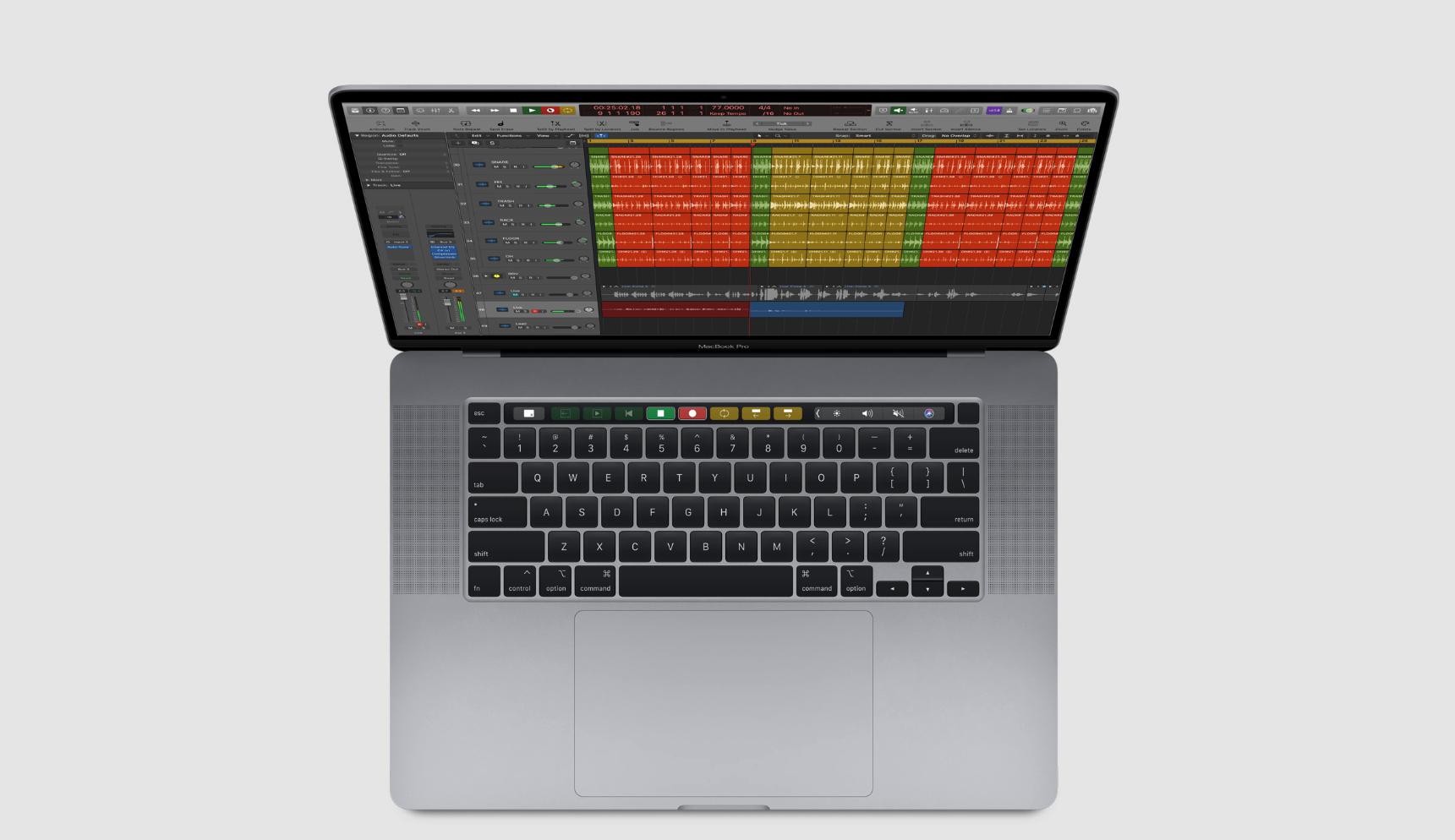 16寸MacBook Pro上手速览