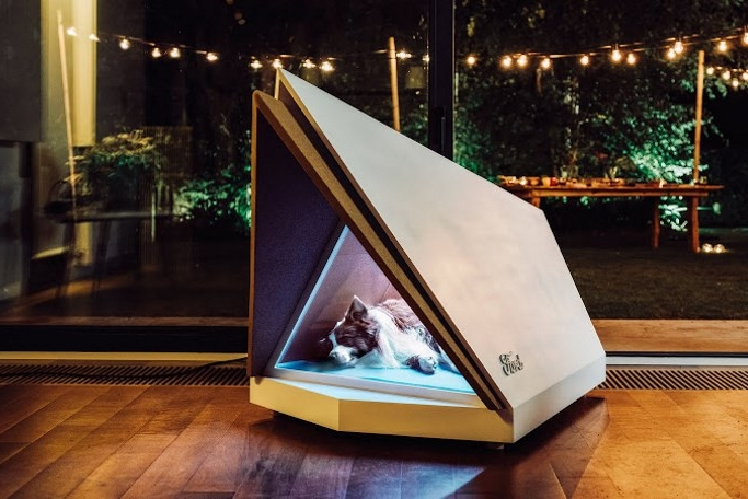 福特推出特制犬舍:让宠物免受噪音干扰