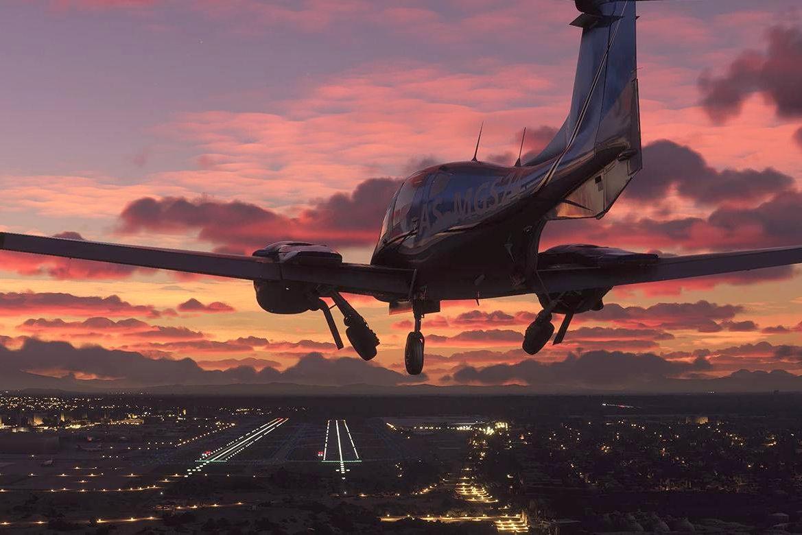 微软复活了比Windows还老的飞行游戏