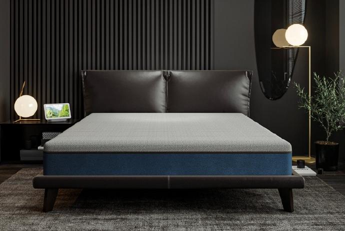 小米众筹8H智能床垫:左右独立调节软硬 一床双睡感