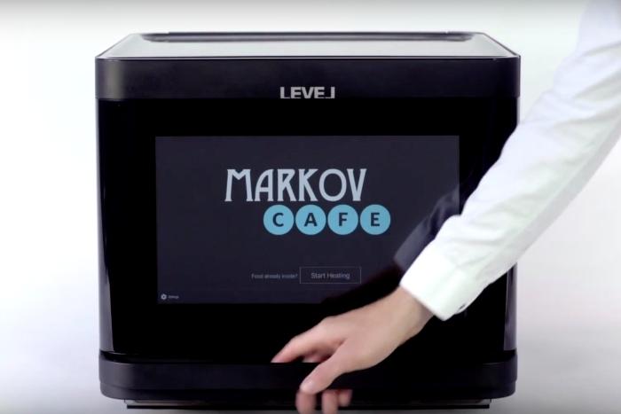 硅谷初创公司推出首款AI烤箱 可识别食物种类