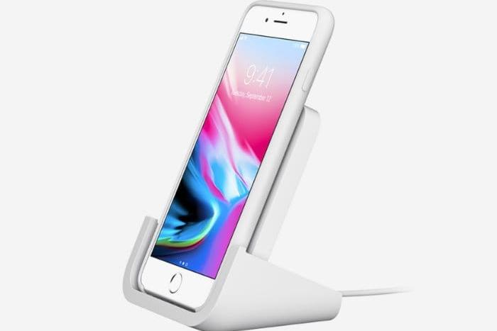 罗技推出新款无线充电器:为iPhone X而生