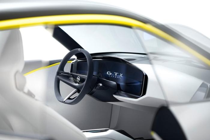 欧宝发布概念车:展望未来电动汽车设计理念