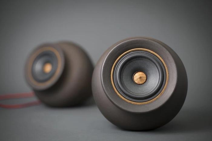 手工制作的陶罐喇叭 传递大地之声