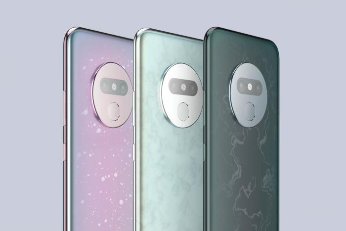 会变色的智能手机 能是下一个趋势吗?