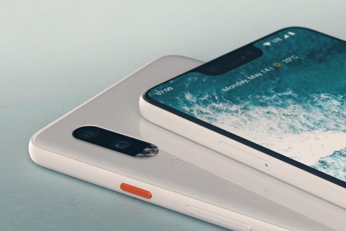谁能告诉我 Pixel 3 XL为什么这么丑?