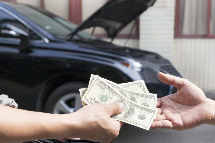 """真的很""""硬核"""" 日本研发移动支付ATM汽车"""