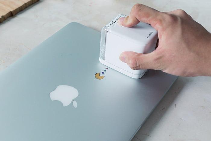 它可能是最小的便携彩色打印机