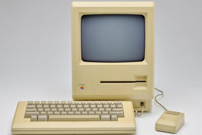 Macintosh原型机拍卖 可读取苹果5?英寸软盘
